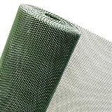 HaGa® Kunststoffgitter Gartenzaun Zaun in 1,20m Höhe Masche 6mm (Meterware)