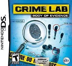 Crime Lab - Nintendo DS