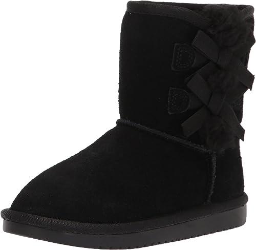 Koolaburra by UGG Unisex-Child Victoria Short Fashion Boot