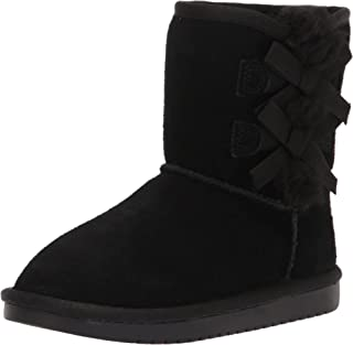 Koolaburra by UGG Unisex-Child Victoria-Short Fashion Boot