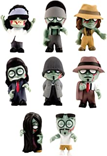 Homies Zombies Wave #1 (Set of 8) 2014 Homies Mini 1.5 Inch Figures