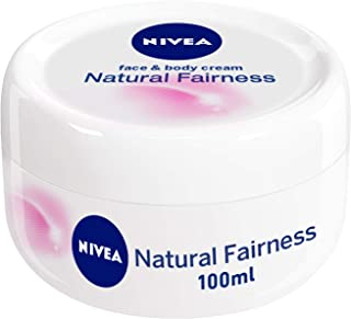 Nivea Fairness Face and Body Cream, 100 ml
