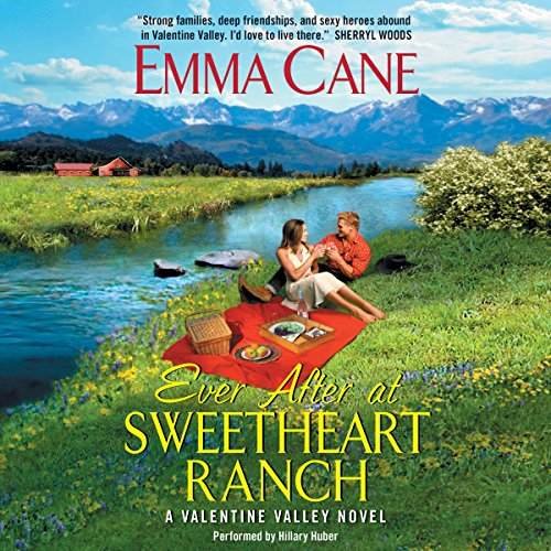 Ever After at Sweetheart Ranch audiobook cover art