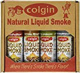 Colgin Assorted Liquid Smoke Gift Box, 4 Ounces