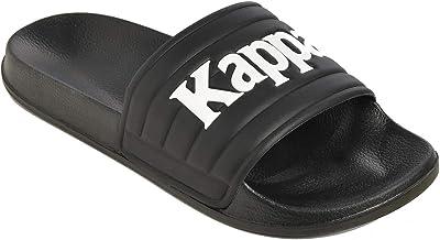 Kappa Matese White Black 304NC40946 Sandales