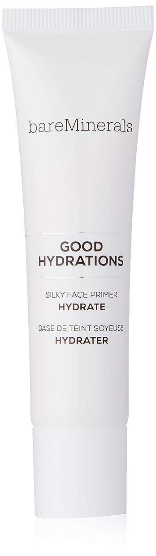 血まみれパウダーマイルストーンベアミネラル Good Hydrations Silky Face Primer 30ml/1oz並行輸入品