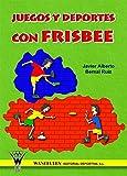 Juegos y deportes con frisbee