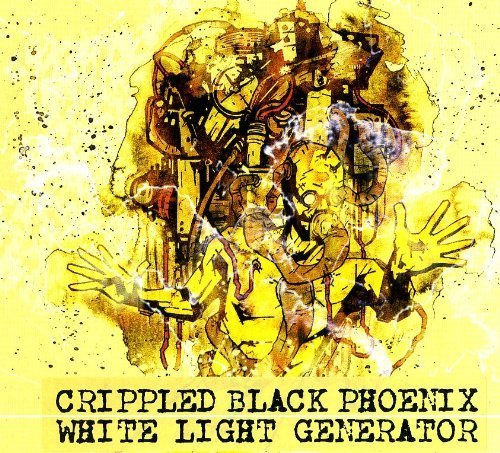 White Light Generator by Crippled Black Phoenix [Music CD]