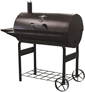 RiverGrille Stampede 37.5 in. Charcoal Grill