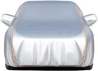 Abdeckplane Autoabdeckung Frostschutz Schneeschutz Wasserdicht Mobile M2 kompatibel mit Mercedes A-Klasse W169 2004-2012 universal