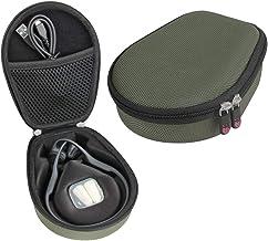 Hermitshell Hard Case fits AfterShokz Trekz Air/AfterShokz Aeropex/Titanium Mini Open Ear..