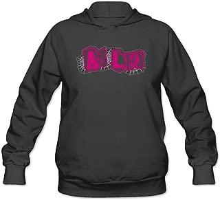 Aj Lee Love Bite Wwe Hoodie Sweatshirt For Women