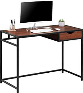Computer Desk with Drawer Desks for Home Office Workstation Writing Table 41.7 inches Gaming Computer Desk