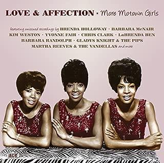 Love & Affection:More Motown Girls / Various