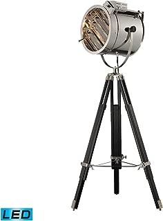 Diamond Lighting D2126-LED Floor lamp, Black, Chrome
