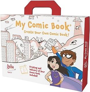 Best lulu jr. my comic book making kit, multicolor Reviews
