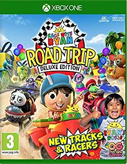 Race With Ryan: Road Trip - Deluxe Edition (Xbox One) (Xbox One)