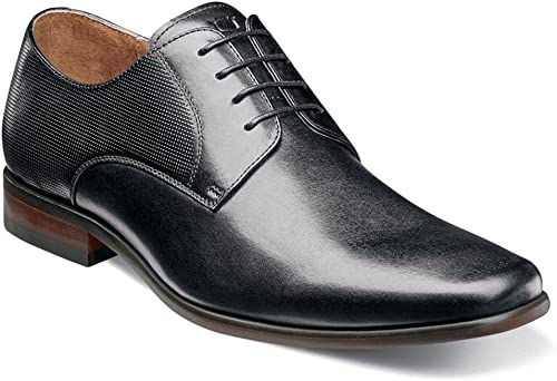 Florsheim Hommes's Postino Plain Toe Oxford noir Smooth Perf 9 9 D US  magasin discount