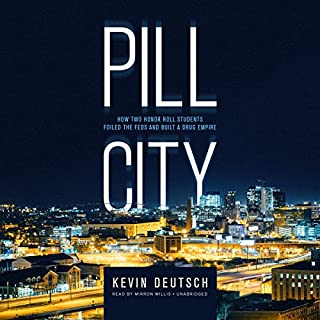 Pill City cover art