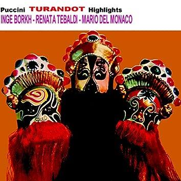 Highlights from Turandot