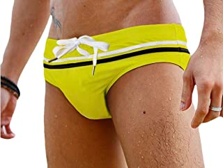 FSSE Men's Swim Trunk Beach Sexy Underwear Brief