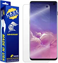 ArmorSuit MilitaryShield Screen Protector for Samsung Galaxy S10 (2 Pack)[Case Friendly] Anti-Bubble HD Clear Film
