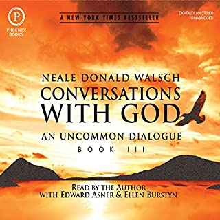 Conversations with God Book 3 audiobook cover art