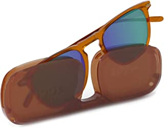 Sunglasses polarized for Men and Women - 100% UV protection - with Compact Case - DINO Collection
