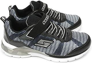 [スケッチャーズ] 光る靴 90553L ERUPTERS II ボーイズ 子供 スニーカー エスライツ 男の子 S LIGHTS Erupters ii Lava Waves