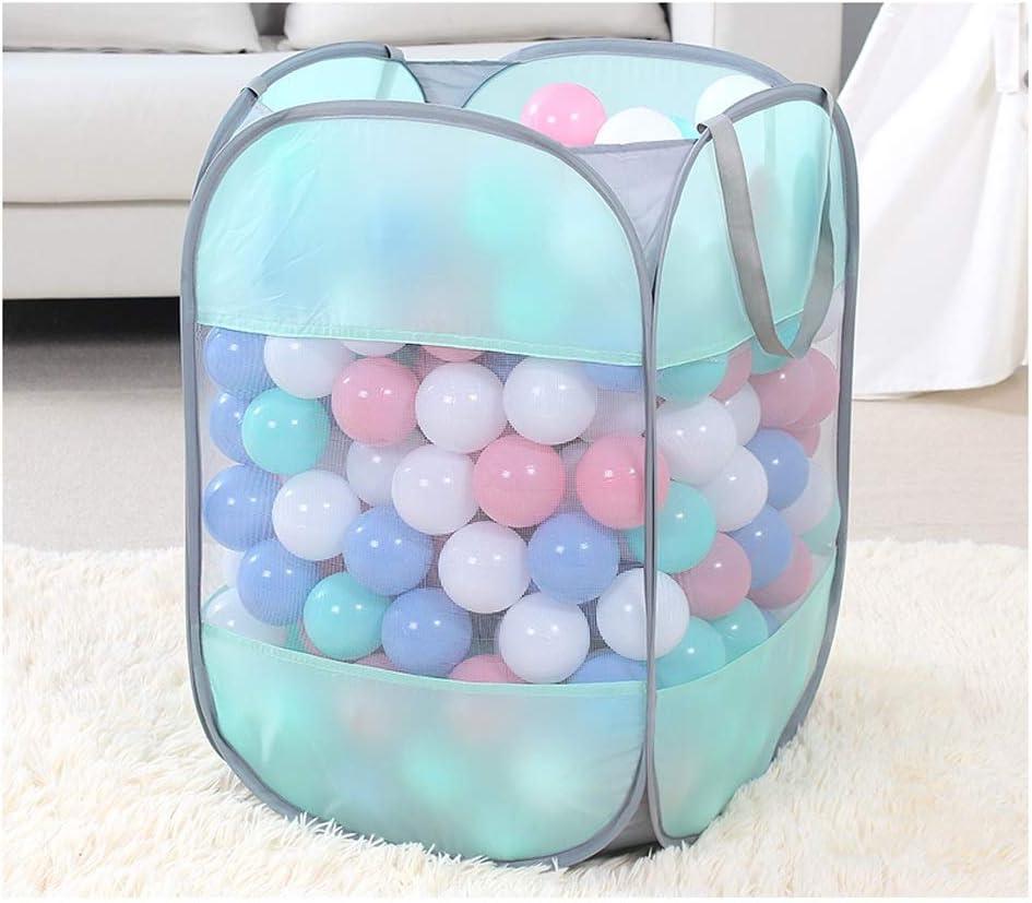 Trust LINRUI-ZhaLan Indoor Folding Storage Basket Ocean Ball for Color In stock