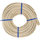 Commonwealth Basket Reed Flat Oval 1/4' APP, Approximately 275'