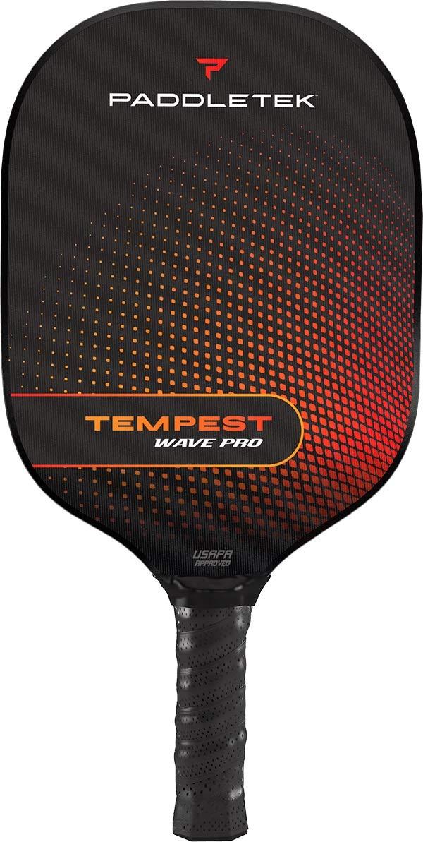 Paddletek Tempest Wave Pro Pickleball Paddle -97HL
