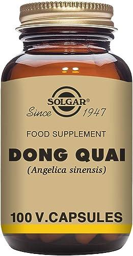 Solgar Dong Quai 100 Gélules Végétales