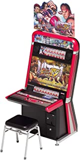 Wave GM020 Ultra Street Fighter IV Vewlix Cabinet Memorial Game Collection Series 1/12 Scale Kit