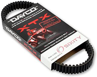 2013 for Arctic Cat Wildcat 1000 LTD Drive Belt Dayco XTX ATV OEM Upgrade Replacement Transmission Belts