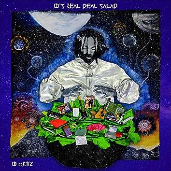 Q's Real Deal Salad