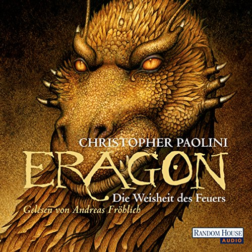 Eragon 3 audiobook cover art