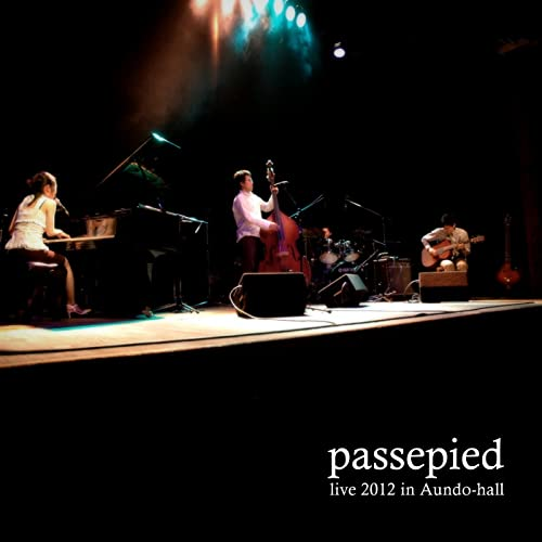 passepied live 2012
