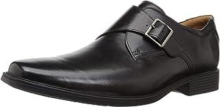 Clarks Men's Tilden Style Monk-Strap Loafer, US