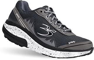 Gravity Defyer Proven Pain Relief Men's G-Defy Mighty Walk - Best Shoes for Heel Pain, Foot Pain and Plantar Fasciitis