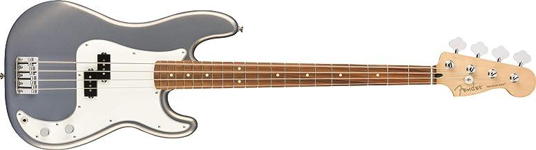 Fender Player Series Precision Bass - Pau Ferro - Silver