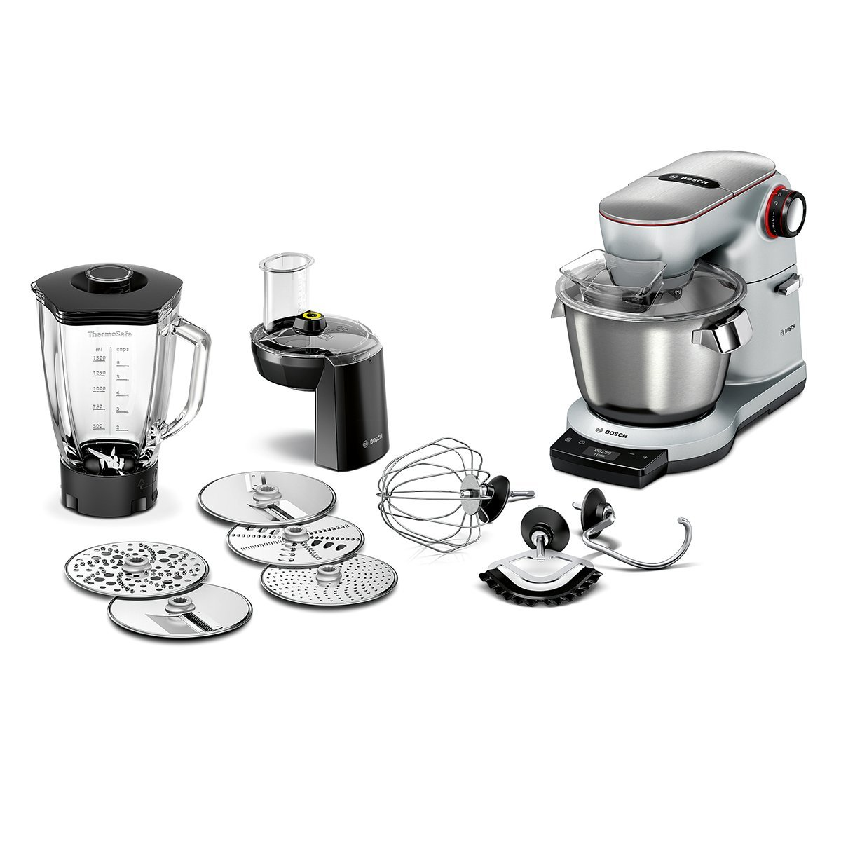 Bosch MUM9DT5S41 OptiMUM: Amazon.es: Hogar