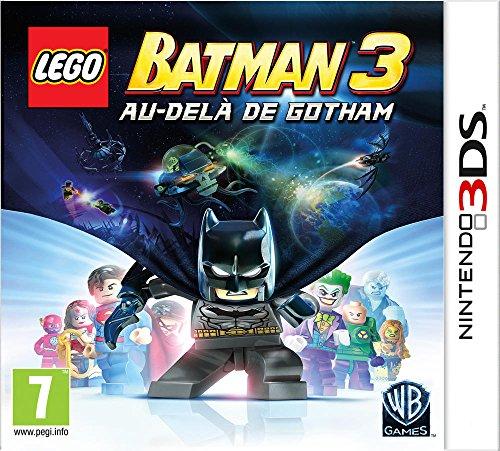 LEGO Batman 3 Au Dela de Gotham 3DS-spel