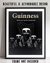 Guinness Beer- Logo Poster Print-