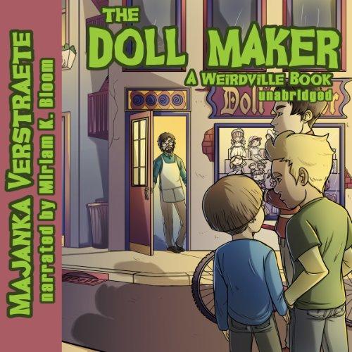 The Doll Maker cover art