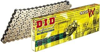 Cha/îne dID 120 maillons nZ standard 530 avec de verrouillage clip ouverte