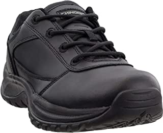 Chinook Mens Shift Low Casual Work & Safety Shoes, Black, 9
