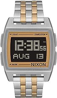 ساعة نيكسون للرجال 'Base' كوارتز كاجوال من الفولاذ المقاوم للصدأ