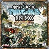EDICIONES MAS QUE OCA Campeones de Midgard Big Box. Español (MQOE00A35)