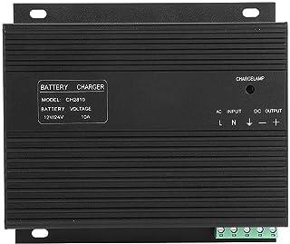 12V / 24V 10A Cargador de batería diesel Generador Generador Entrada inteligente 160-250VAC CH2810